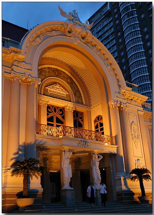Opera House, HCM