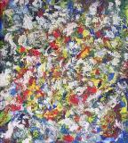 2003 - 30 x 27 cm Huile sur toile