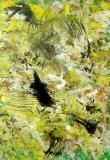 2001 - 63 x 42 cm Technique mixte sur papier