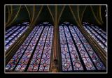 ...houses magnificent stained-glass windows...
