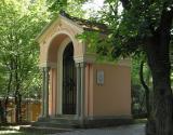 Pestsäule, chapel