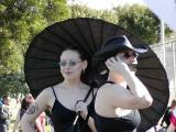 Parasol Couple