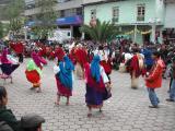 Alausi's annual festival
