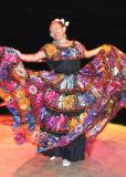 Mexican dancing woman 3