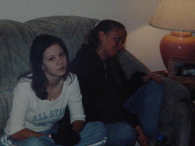Tarina Knapp and Jeaneen Knapp