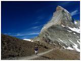 Tour du Mont Blanc & Zermatt 2003