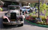2003 Antique Studebaker Tour to  Cal. Highway Patrol Academy