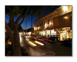 Front Street at NightLahaina, Maui