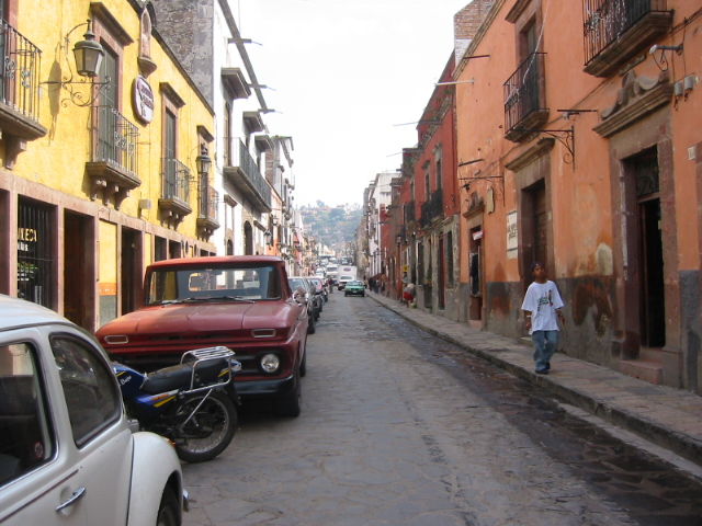 San Miguel de Allende (hereafter known as Tourist trap or TT