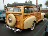 1946 Ford four door Woodie wagon