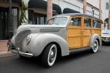 1938 or early 39 Ford Four Door Woodie wagon