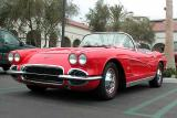 1962 Corvette - Taken at Mid years Corvette club monthly meeting at Crystal Cove