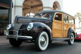 1940 Ford Deluxe Wagon (woodie)