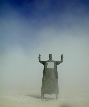 Art In A Dust Storm