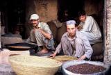 Sifting seeds, Peshawar