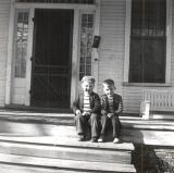 Steve Cavanah & Steve LeMay Bernard Avenue Nashville 1953