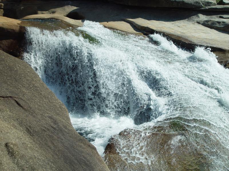 Nevada Falls 3