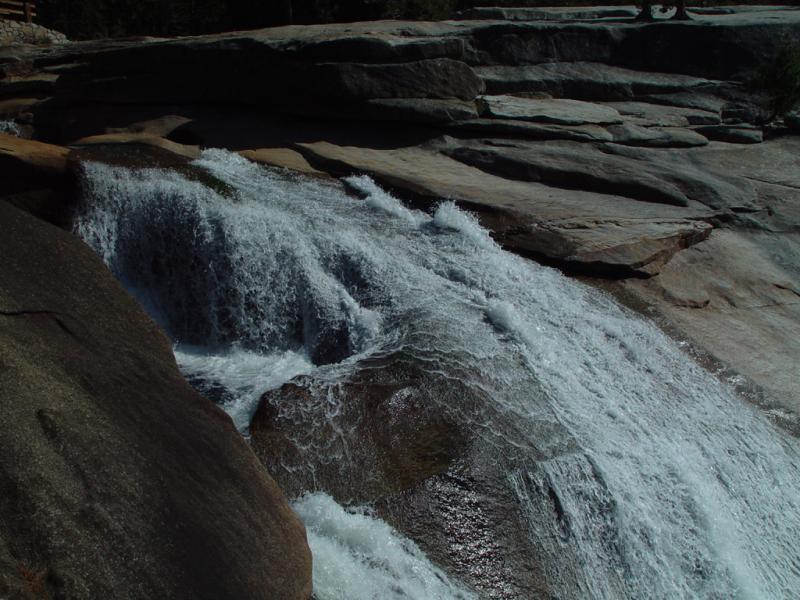 Nevada Falls 1