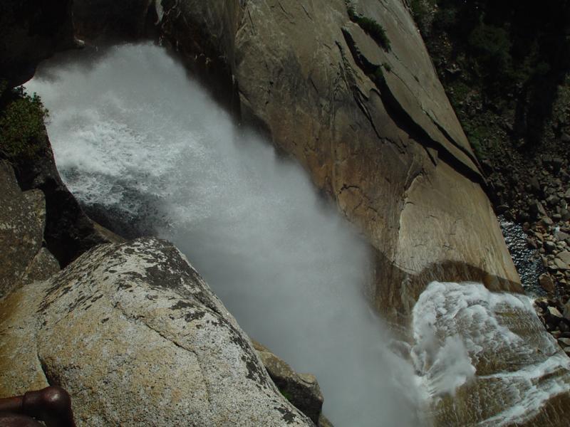 Vernal Falls 5