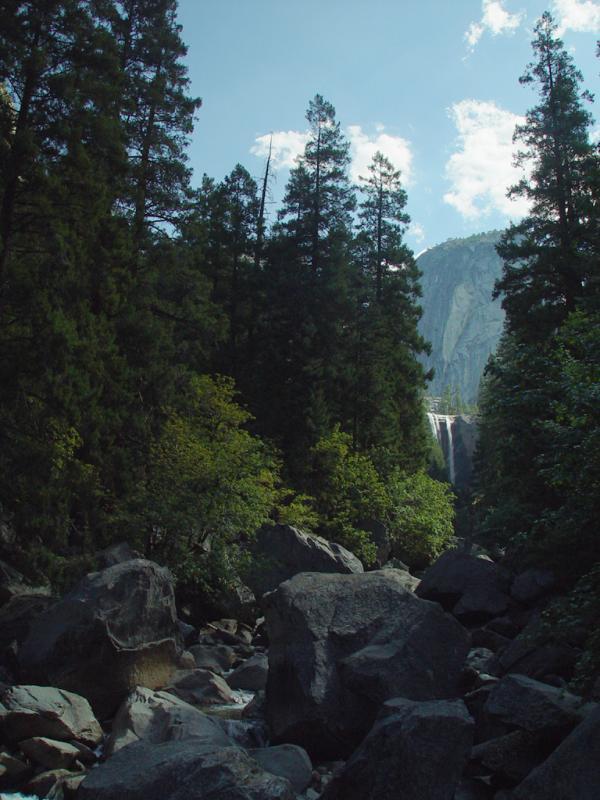 Vernal Falls 6