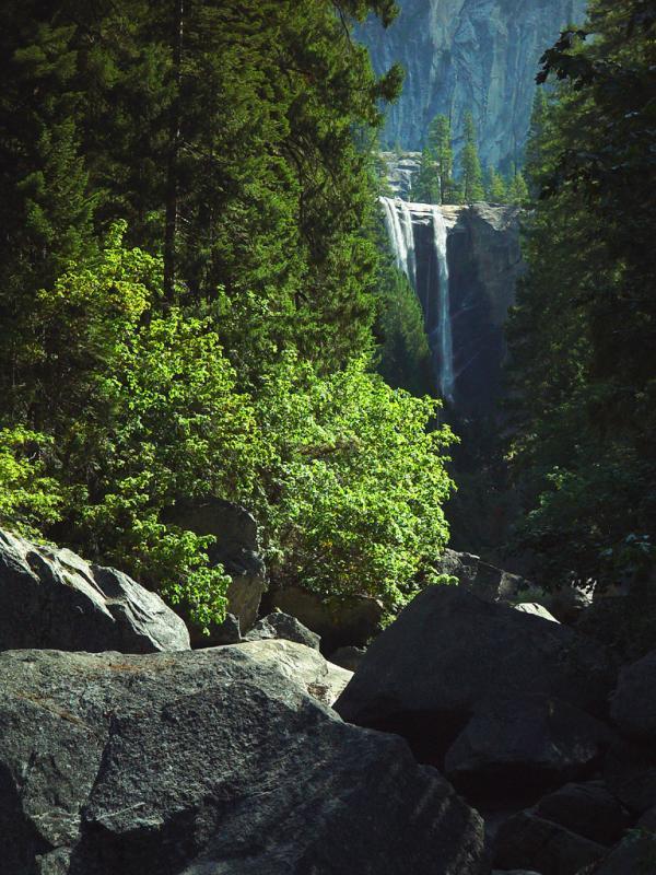 Vernal Falls 7