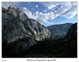 Half Dome and Tenaya Canyon