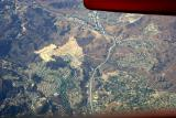 Somewhere over Santa Barbara