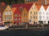 Bergen shops - UNESCO World Heritiage site
