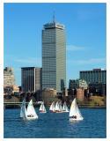 B.U. Sailing and Prudential Building