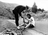 Another puncture, Wolvers!