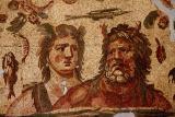 Antakya mosaic Oceanus and Thetis