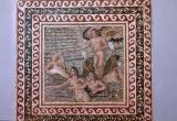 Antakya mosaic Boat of the Psyches.