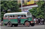 Local transport - Yangon