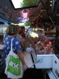 le boucher du marché