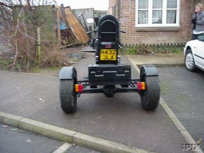 GTR Sport Trike 3