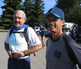Bob Metzger & Tony Covarrubias