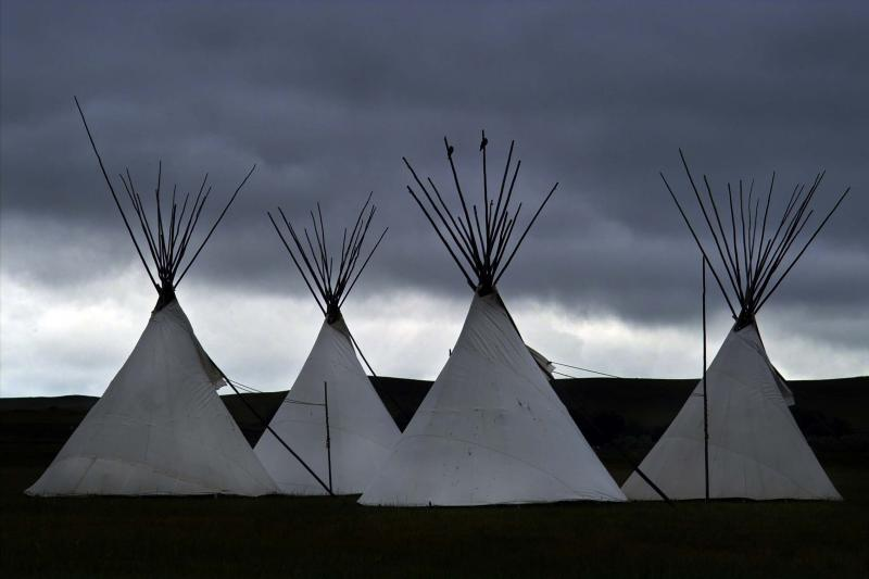 Native American Settlement
