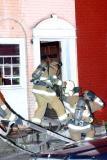 Carrolsburg Pl. Fire (Washington, DC) 7/16/04