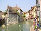 Annecy - Palais de l'lsle