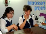 'Prayers' slide from the 'M.V. Doulos' series