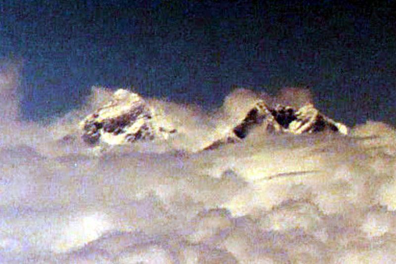 Mount Everest Sagaramatha