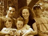 My Sister Heather & her family