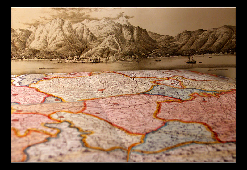 The Map is not the Territory by Claudio Gatti