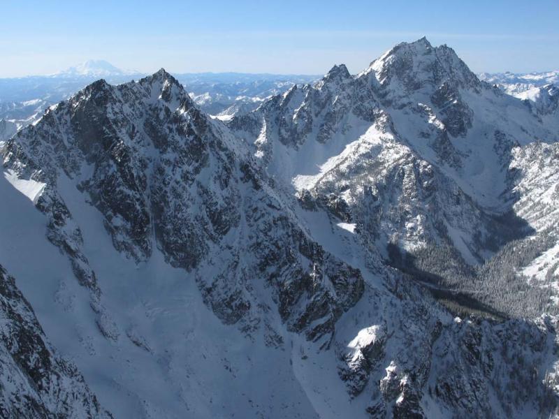 Colchuck, Sherpa, Stuart <br>(Enchantments020805-72adj.jpg)