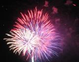 Pride Fireworks