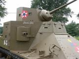 US M2A1 Tank Glamerous Gladis