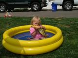 Ah..The Fourth of July, a pool, and corn on the cob! Does not get any better than this!