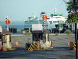 Ferry to Seattle by Devon Worrell