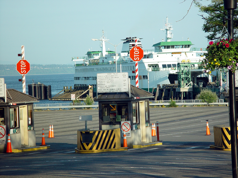Ferry to Seattle <br><font size=1>by Devon Worrell</font>