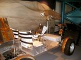Lunar rover at the Kennedy Space Center